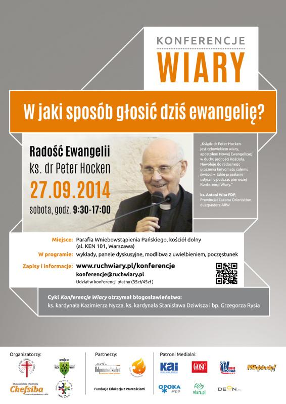 plakatA3_Konferencje_Wiary_logo