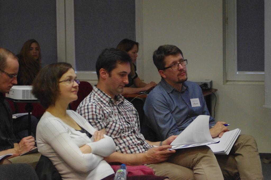 Ania i Jacek Weigl, Marek Miłuński, Kurs Biblijny