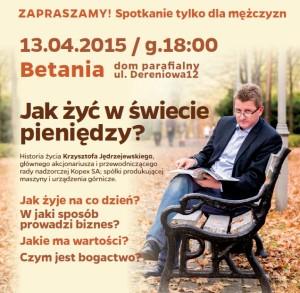 plakat_Krzysztof_Jedrzejewski